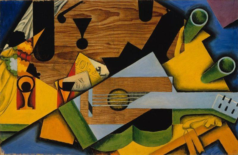 Kubismus Merkmale Juan Gris Still Life