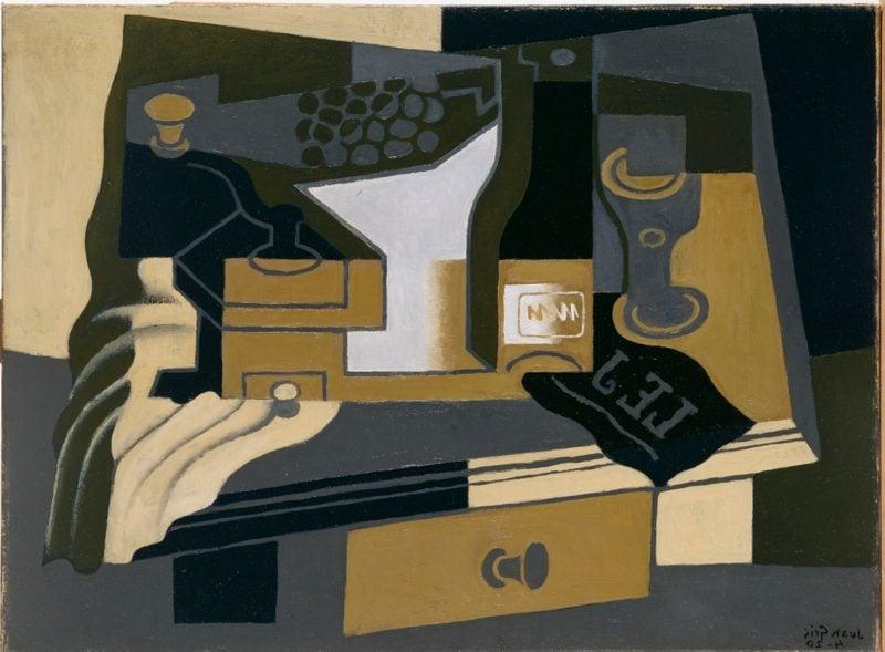 Kubismus Merkmale Juan Gri Le moulin