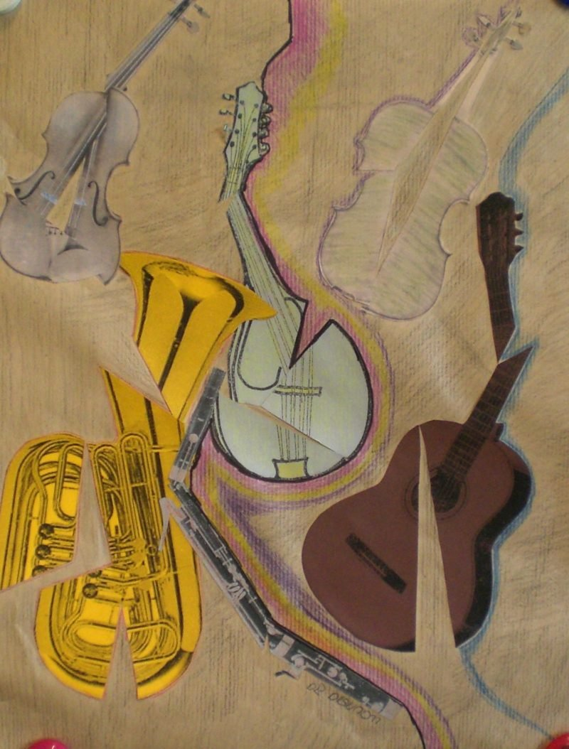Kubismus Merkmale Musik Picasso