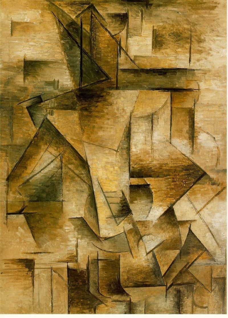 Kubismus Merkmale Picasso Analytic Cubism