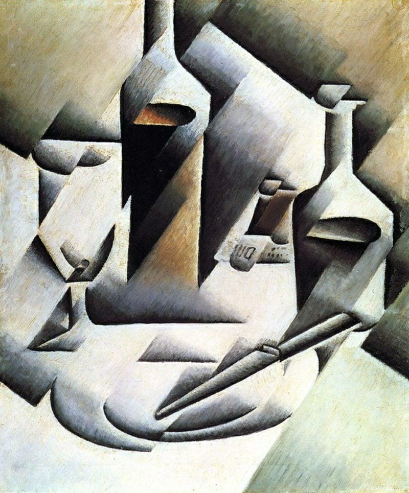 Kubismus Merkmale maler Juan Gris werke