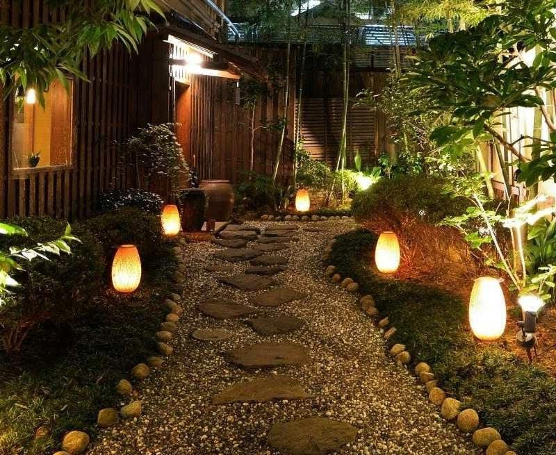 LED Gartenbeleuchtung