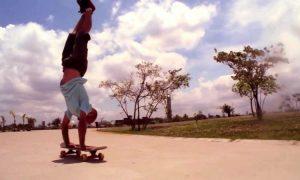 Longboard-ArtenFreestyle