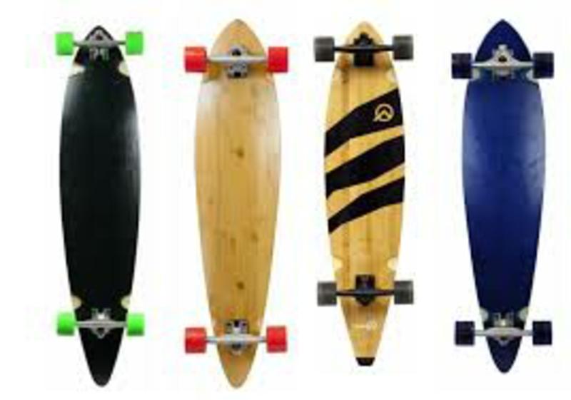 Longboard Arten