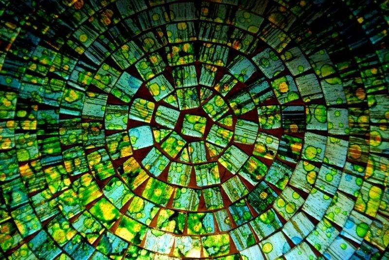 kreative Bastelideen Mosaik