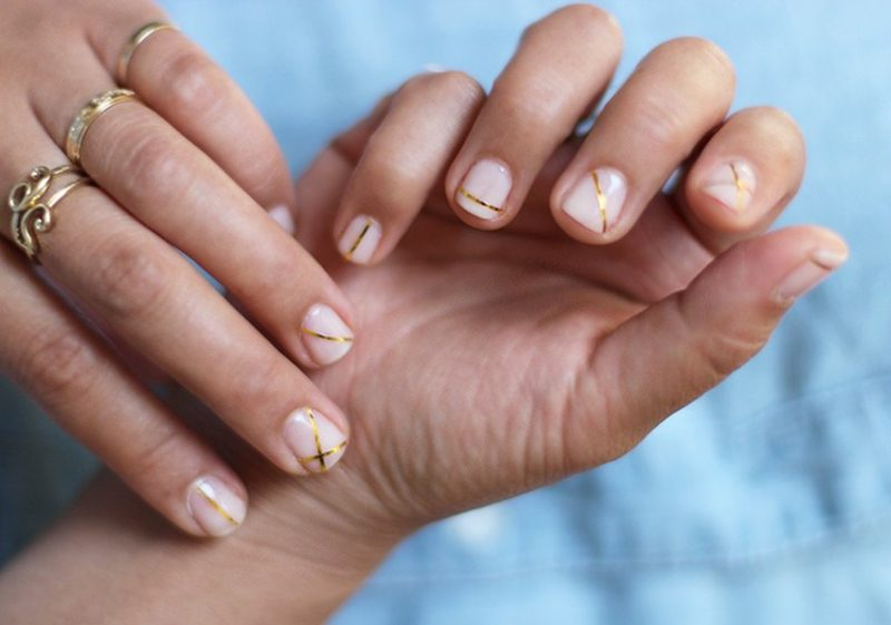 Fingernägel Design kreative Ideen