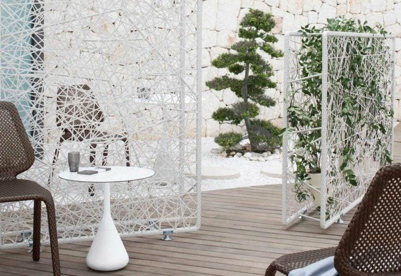 50 kreative raumtrenner deko feiern innendesign. Black Bedroom Furniture Sets. Home Design Ideas