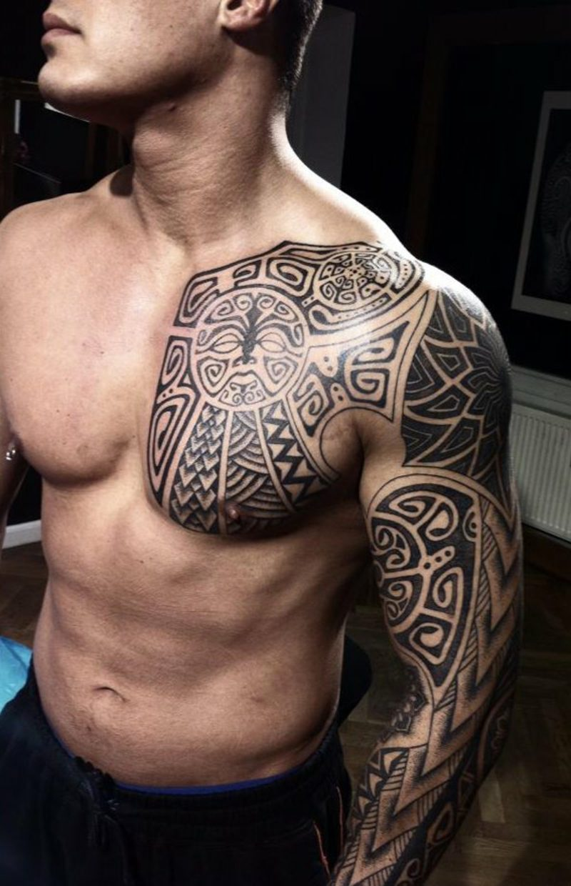 tattoo maori symbole bedeutung maori tattoos tikizeichen. Black Bedroom Furniture Sets. Home Design Ideas