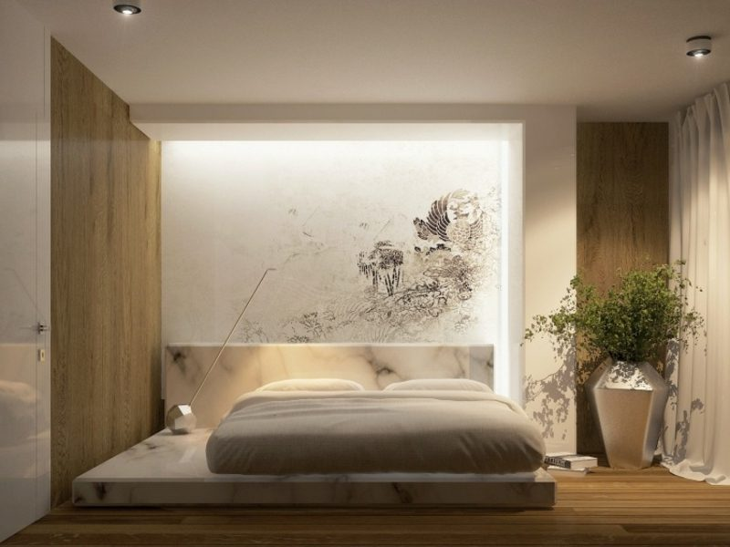 Originelle wandbemalung f r ein sch neres zuhause for Wandbemalung schlafzimmer