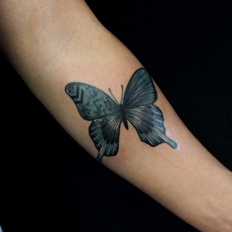 Schmetterling Bedeutung Butterfly Tattoo