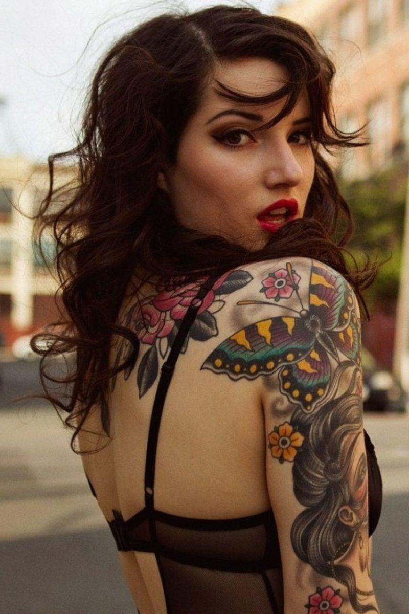 Schmetterling Bedeutung tattoo