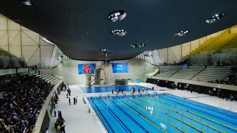 London Schwimmzentrum
