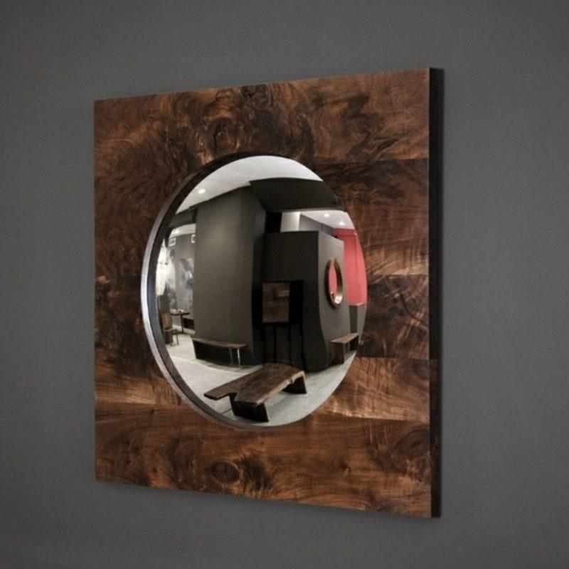 Treibholz Möbel Spiegelrahmen