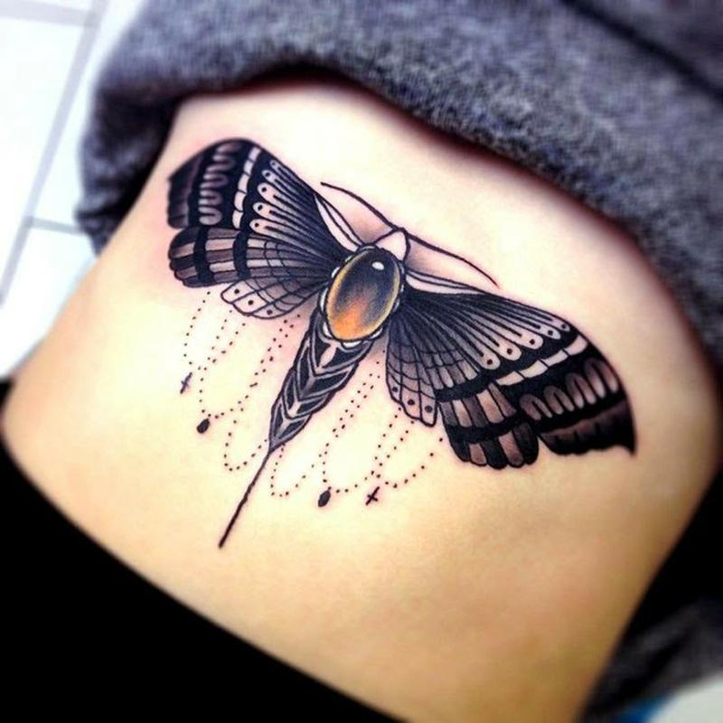 tattoo libelle bedeutungen und symbolik tattoos zenideen. Black Bedroom Furniture Sets. Home Design Ideas