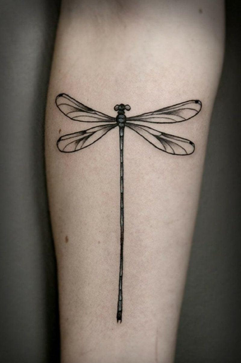 Tattoo Libelle