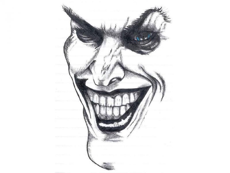 Tattoovorlagen kostenlos Joker