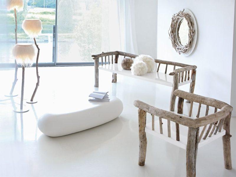 Treibholz Möbel Designideen
