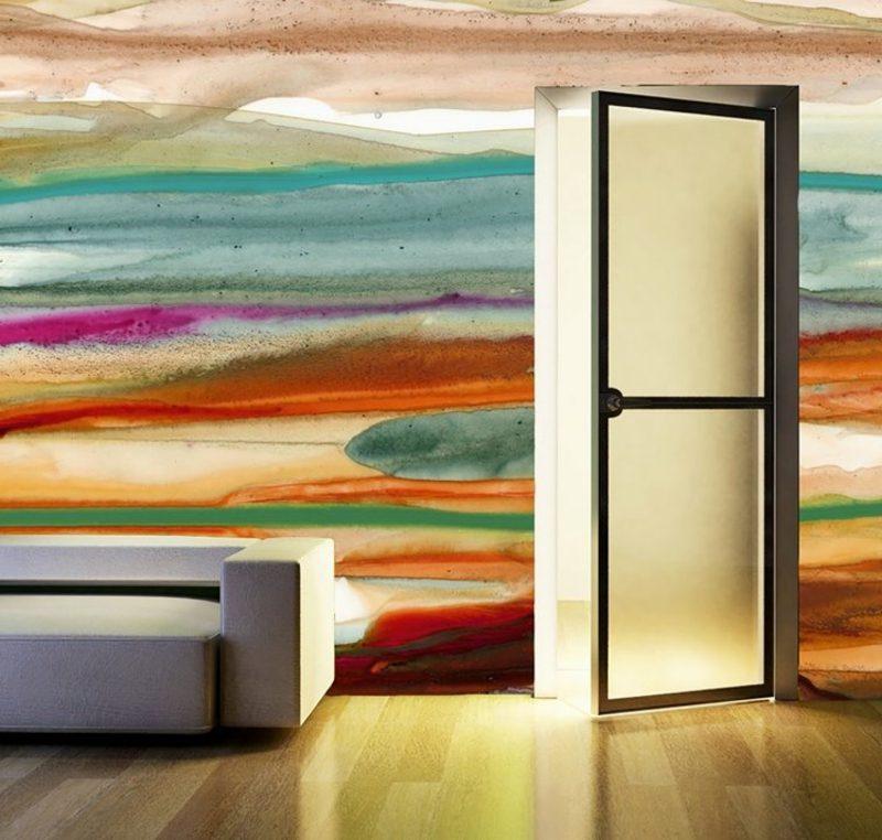 wandbemalung modern originelle wandbemalung fr ein schneres - Wandbemalung Modern