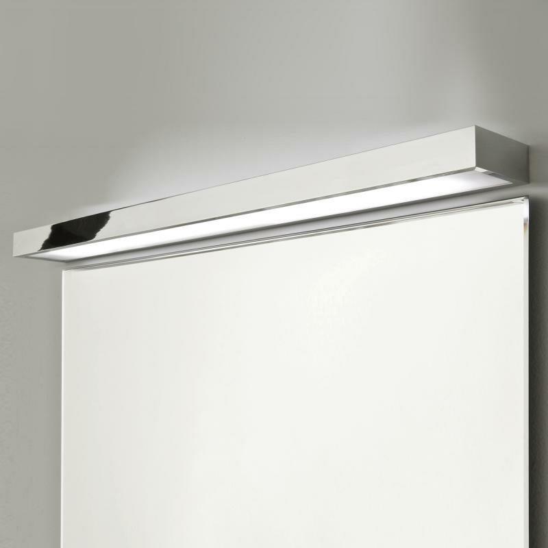 spiegelbeleuchtung im badezimmer 45 inspirierende beispiele. Black Bedroom Furniture Sets. Home Design Ideas