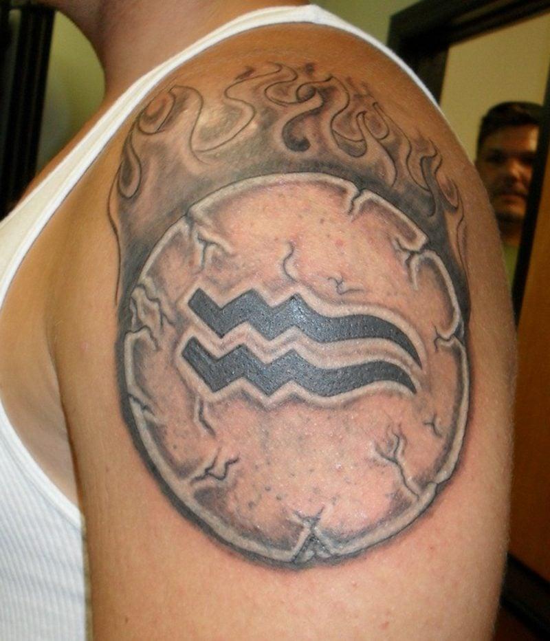 Wassermann Tattoo