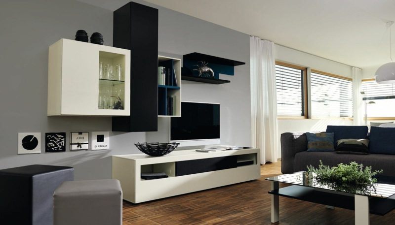 wohnwand fena h lsta raum und m beldesign inspiration. Black Bedroom Furniture Sets. Home Design Ideas