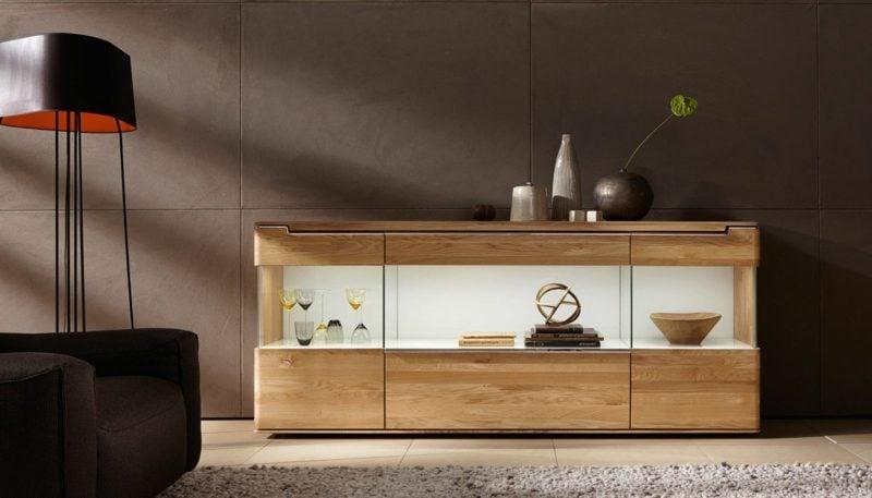 wohnwand h lsta architektur innendesign. Black Bedroom Furniture Sets. Home Design Ideas