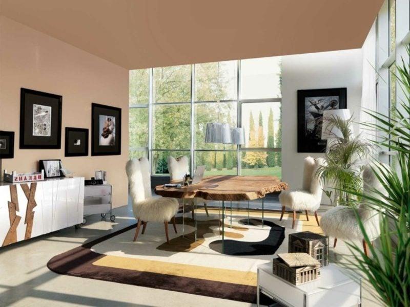 Treibholz Möbel werten das Interieur optisch auf