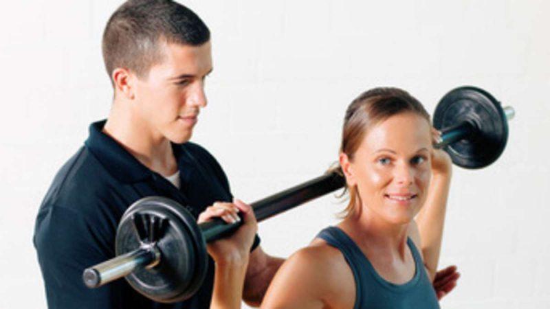 aerobes training gesund