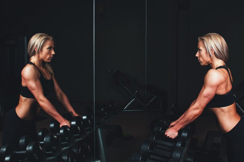 aerobes training motivierend