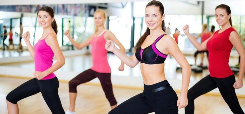 aerobes training fitt