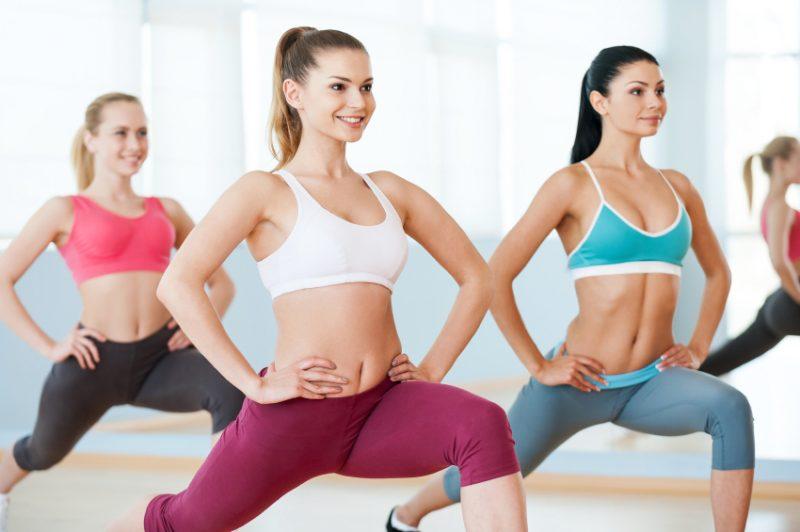 aerobes training erschöpfend