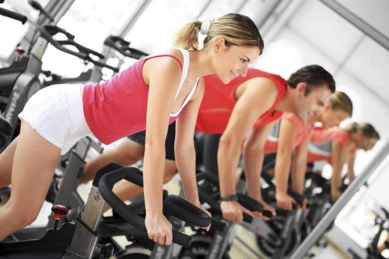aerobes training richtig