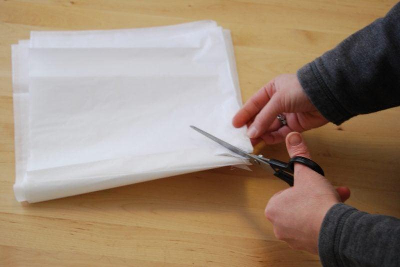Anleitung Windeltorte Schritt 6