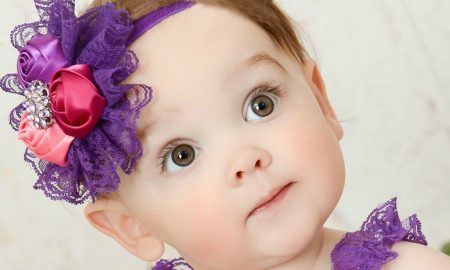 DIY Baby Haarband