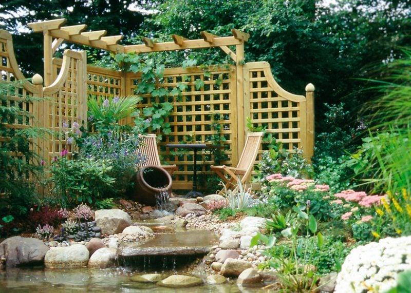 Bachlauf anlegen n tzliche tipps und lebendige vorschl ge for Gartenecken anlegen
