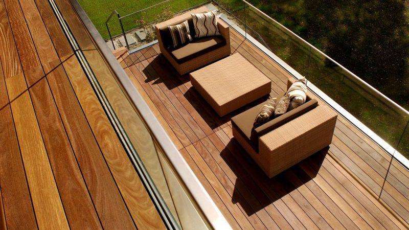 balkonboden attraktiv
