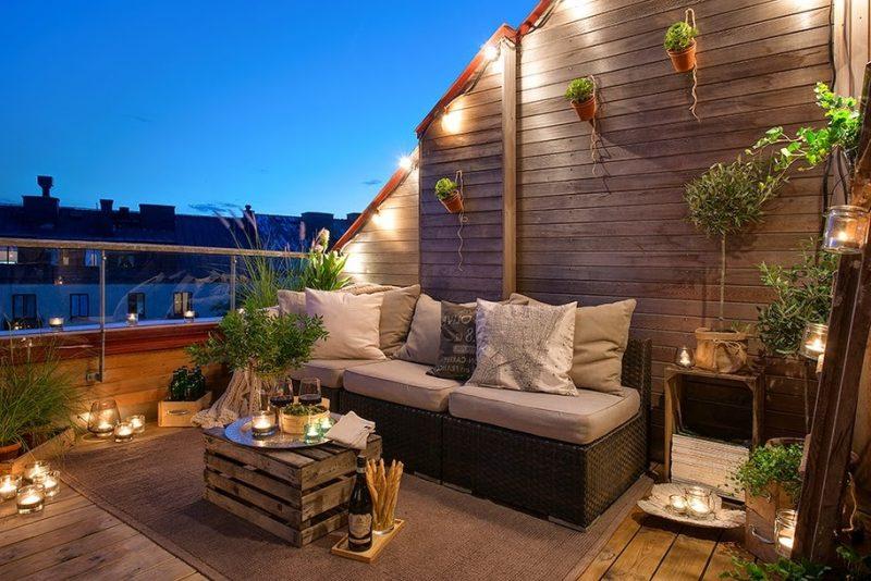 balkonboden angenehm