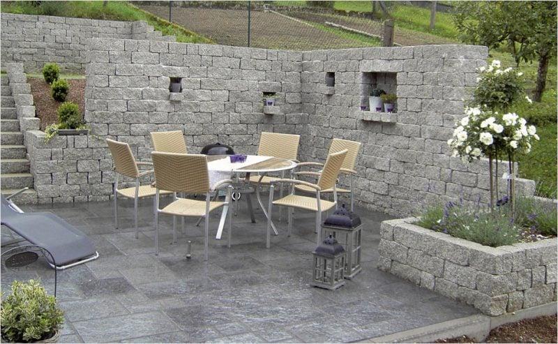 balkonboden naturstein