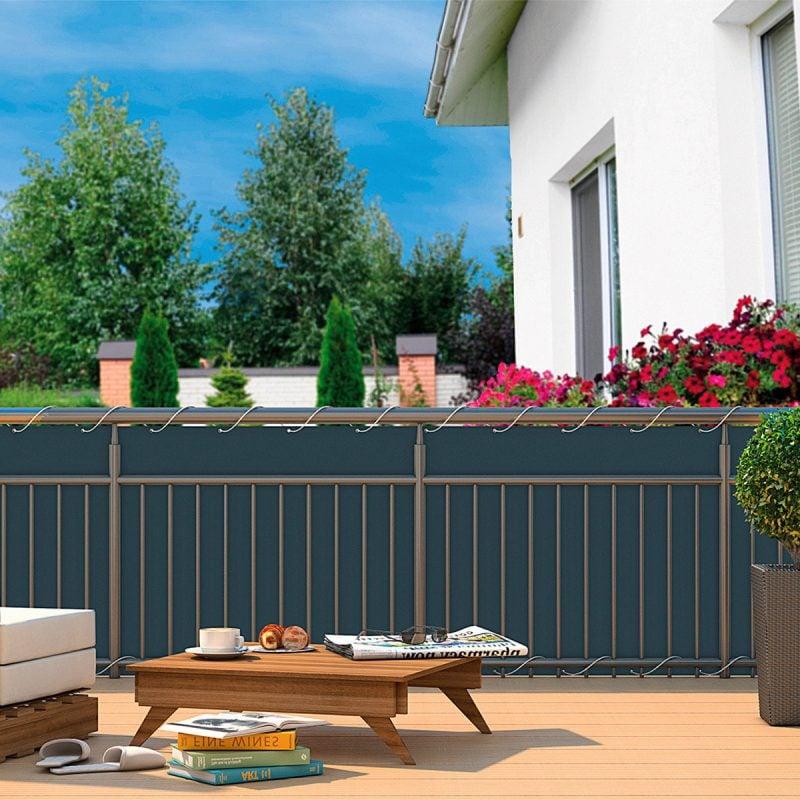 Balkonumrandung Design