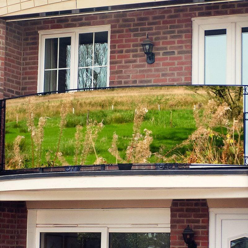Balkonumrandung Kreative Ideen
