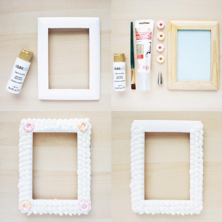 bilderrahmen selber bauen mit einfacher anleitung deko. Black Bedroom Furniture Sets. Home Design Ideas