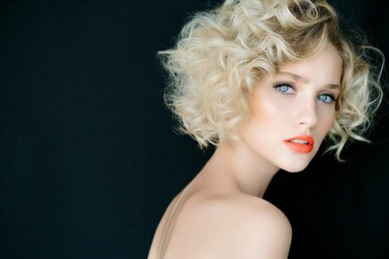 damen kurzhaarfrisuren bilder blonde