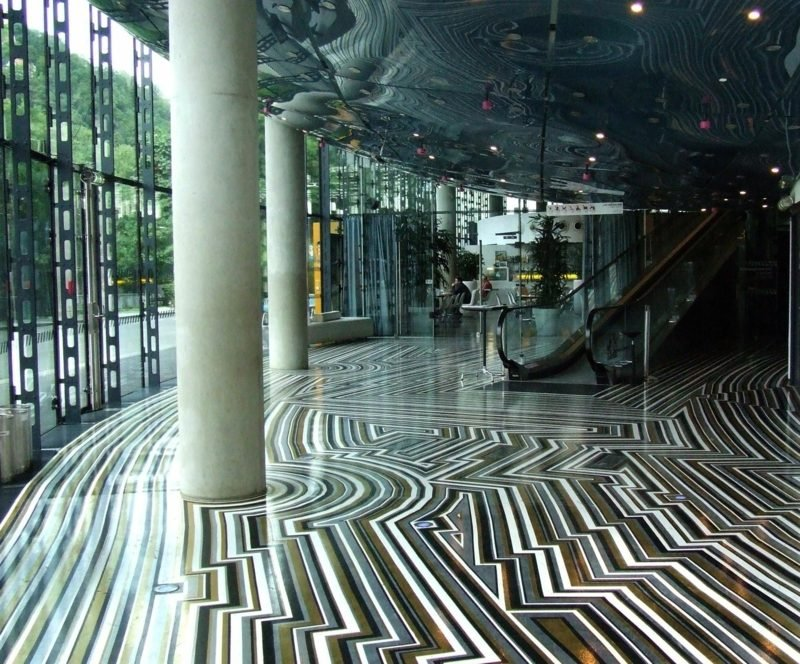 Interieur Kunsthaus Graz