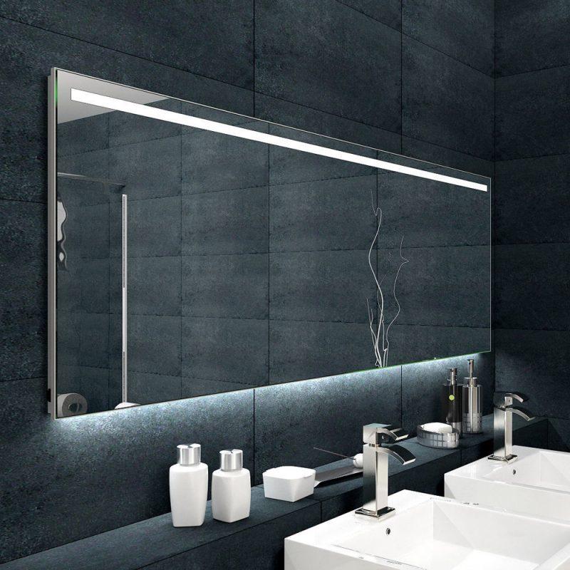 designer spiegel schwarz