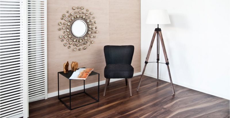 design standspiegel Philippe Nigro nu ohne spiegelrahmen