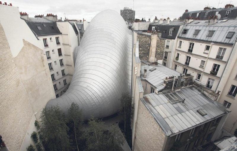 organische Architektur interessante Beispiele