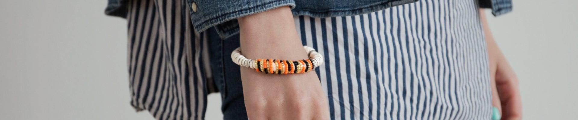 Armband selber machen DIY Ideen