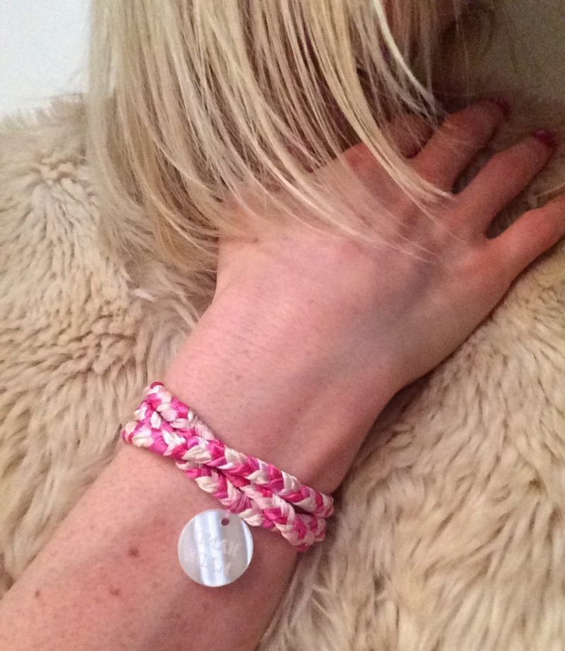 DIY Armband Schmuck
