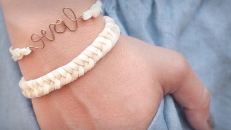 DIY Armband Sommer