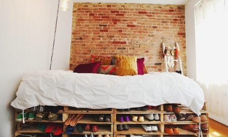 interessantes diy bett